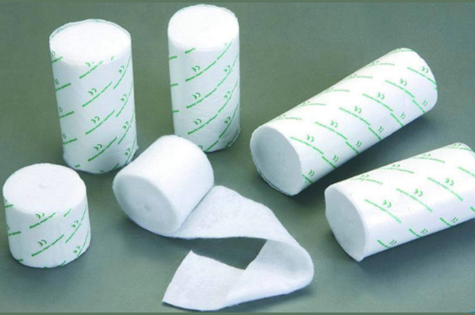 Orthopedic/Under Cast Padding For POP